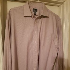 Mens tailored dress shirt